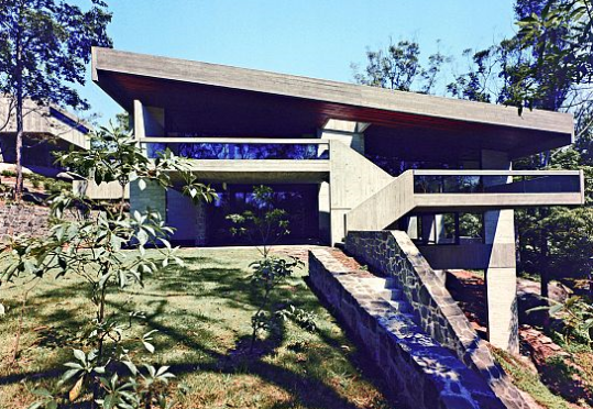 The sydney school 60s and 70s and early 80s modern for Split level home designs sydney
