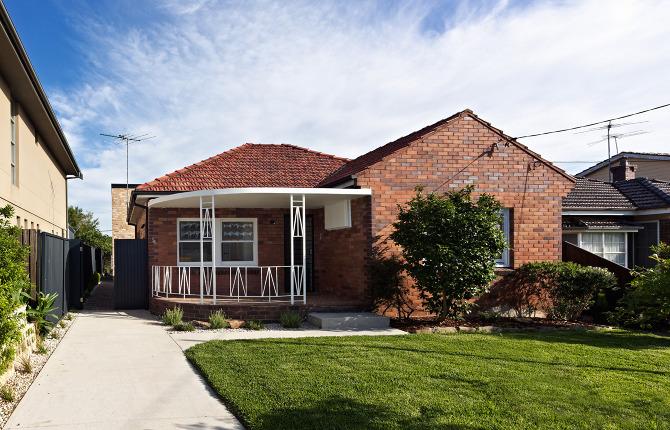 Barnsbury Grove House Bardwell Park Sydney NSW Australia Archit