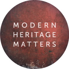 Modern Heritage Matters